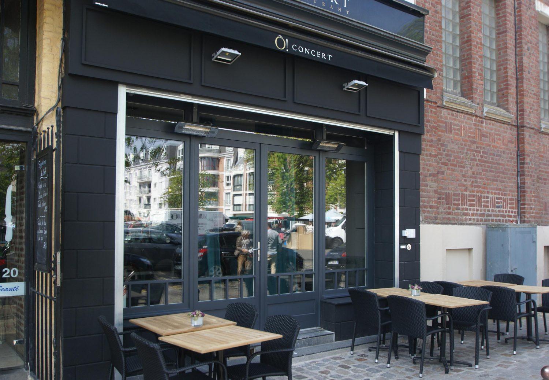 Amenagement Restaurant Interieur Of Am Nagement Int Rieur Haut De Gamme D 39 Un Restaurant Dc