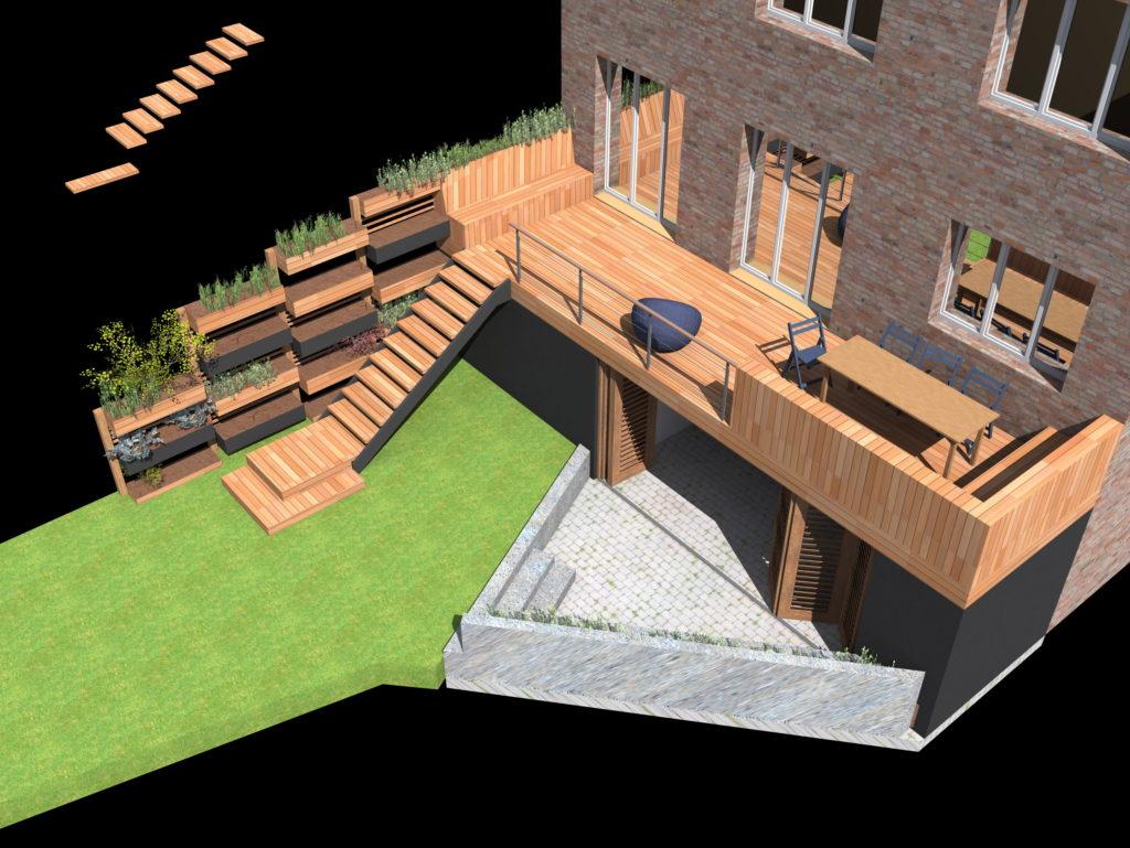 La maison bel tage dc architecture - Coup de foudre a notting hill streaming vk ...